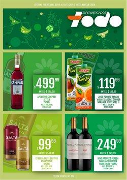 Ofertas de Supermercados Todo en el catálogo de Supermercados Todo ( 13 días más)