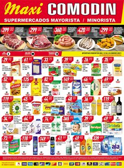 Catálogo Supermercados Comodin en Libertador General San Martín (Jujuy) ( Caducado )