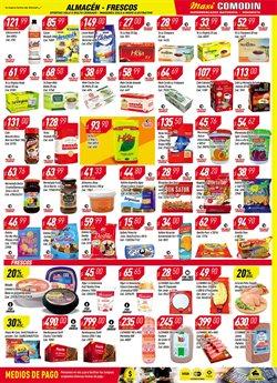 Ofertas de Primera marca en Supermercados Comodin