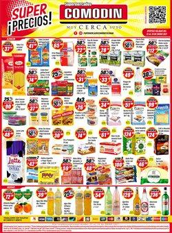 Ofertas de Hiper-Supermercados en el catálogo de Supermercados Comodin en San Miguel de Tucumán ( 3 días más )