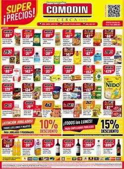 Catálogo Supermercados Comodin ( Vencido)