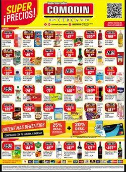 Catálogo Supermercados Comodin ( Publicado hoy)
