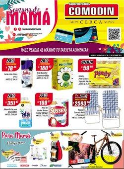 Ofertas de Supermercados Comodin en el catálogo de Supermercados Comodin ( 5 días más)