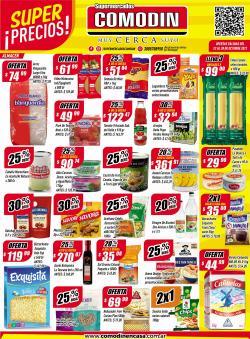Ofertas de Supermercados Comodin en el catálogo de Supermercados Comodin ( Vence hoy)
