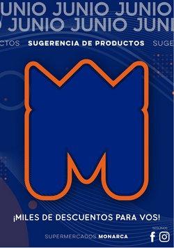 Ofertas de Hiper-Supermercados en el catálogo de Supermercados Monarca ( 8 días más)