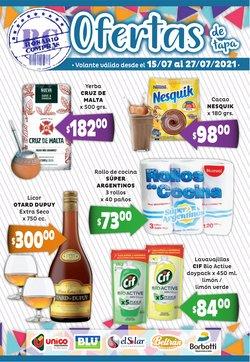 Catálogo Unico Supermercados ( 2 días más)