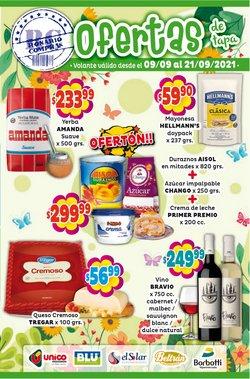 Ofertas de Unico Supermercados en el catálogo de Unico Supermercados ( 5 días más)