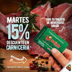 Ofertas de Unico Supermercados  en el folleto de Rosario