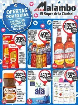Ofertas de Supermercados Malambo en el catálogo de Supermercados Malambo ( Publicado ayer)