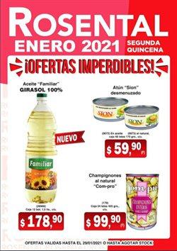 Ofertas de Hiper-Supermercados en el catálogo de Cadena Dar en Esperanza ( Publicado hoy )