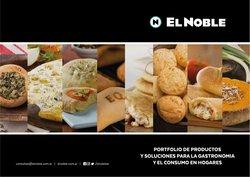 Ofertas de Restaurantes en el catálogo de El Noble ( 4 días más)