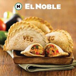 Ofertas de Restaurantes en el catálogo de El Noble ( 7 días más)