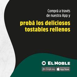 Ofertas de Restaurantes en el catálogo de El Noble ( 3 días más)