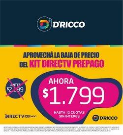 Ofertas de DRicco en el catálogo de DRicco ( 6 días más)