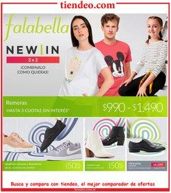 Catálogo Falabella ( Caduca hoy )