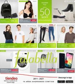 Catálogo Falabella ( Vencido)