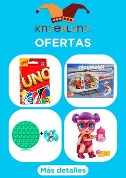 Ofertas de Chicco en el catálogo de Kinderland ( 15 días más)