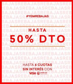 Ofertas de Yagmour  en el folleto de Córdoba