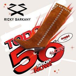 Ofertas de Ricky Sarkany en el catálogo de Ricky Sarkany ( 7 días más)