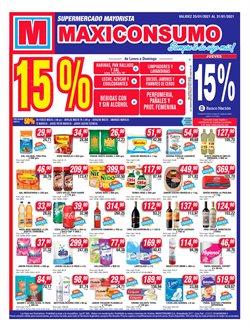 Ofertas de Hiper-Supermercados en el catálogo de Maxiconsumo en Tortuguitas ( Publicado hoy )