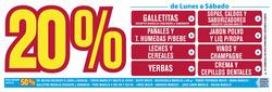 Ofertas de Maxiconsumo  en el folleto de Castelar
