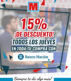 Ofertas de Maxiconsumo  en el folleto de González Catán