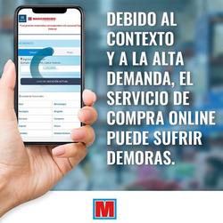 Cupón Maxiconsumo en Yerba Buena (Tucumán) ( 2 días más )