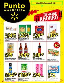 Ofertas de Hiper-Supermercados en el catálogo de Punto Mayorista en Córdoba ( Caduca mañana )