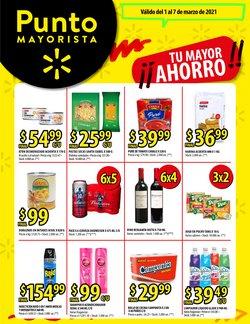 Ofertas de Hiper-Supermercados en el catálogo de Punto Mayorista en Lomas de Zamora ( Caduca mañana )
