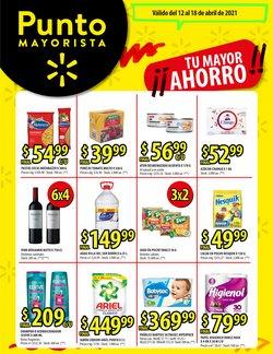 Ofertas de Hiper-Supermercados en el catálogo de Punto Mayorista en Lanús ( Publicado ayer )