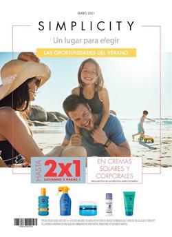 Catálogo Simplicity en La Plata ( Caducado )