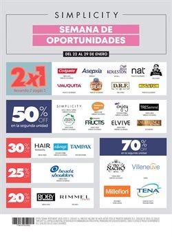 Ofertas de Hiper-Supermercados en el catálogo de Simplicity en Campana ( 3 días más )