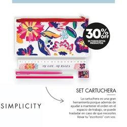 Ofertas de Simplicity en el catálogo de Simplicity ( Publicado hoy)
