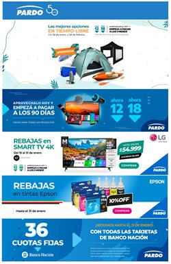 Ofertas de Electrónica y Electrodomésticos en el catálogo de Pardo Hogar en Chivilcoy ( Publicado ayer )