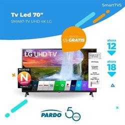 Ofertas de Electrónica y Electrodomésticos en el catálogo de Pardo Hogar en Microcentro ( Caduca mañana )