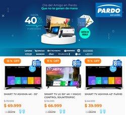 Ofertas de Pardo Hogar en el catálogo de Pardo Hogar ( 3 días más)