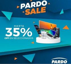 Ofertas de Pardo Hogar en el catálogo de Pardo Hogar ( 12 días más)