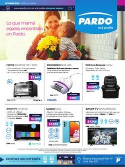 Ofertas de Electrónica y Electrodomésticos en el catálogo de Pardo Hogar ( 3 días más)