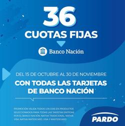 Cupón Pardo Hogar en Villa María ( 2 días más )
