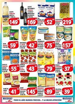Ofertas de Puré de papas en Supermercados Mariano Max