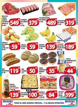 Ofertas de Cebollas en Supermercados Mariano Max