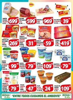 Ofertas de Salchichas en Supermercados Mariano Max