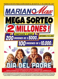 Catálogo Supermercados Mariano Max ( 3 días más)