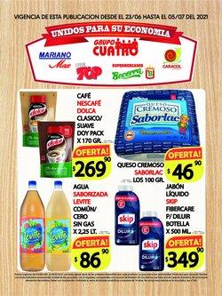 Catálogo Supermercados Mariano Max ( Publicado hoy)