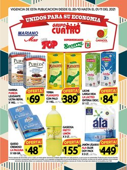 Catálogo Supermercados Mariano Max ( 7 días más)