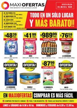 Catálogo Maxi Ofertas en Recoleta ( Caducado )