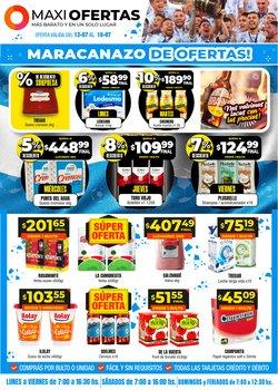 Ofertas de Maxi Ofertas en el catálogo de Maxi Ofertas ( Vencido)