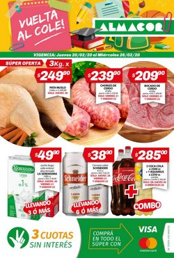 Ofertas de Refresco de cola en Almacor