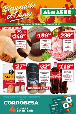Ofertas de Coca-Cola Light en Almacor