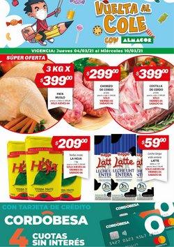 Catálogo Almacor ( 2 días más )